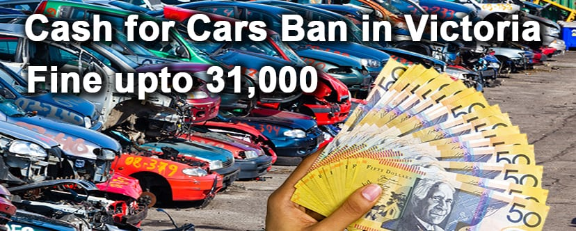 Cash for Cars Ban