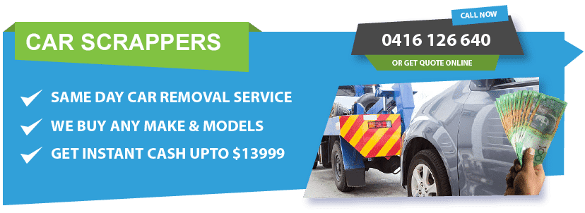 car scrappers melbourne