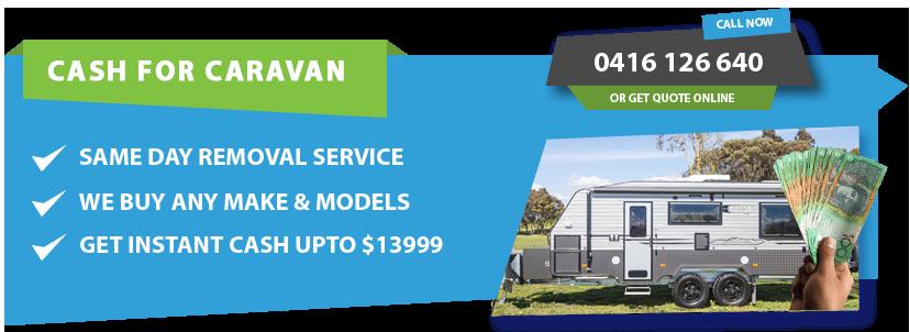 cash for caravan melbourne