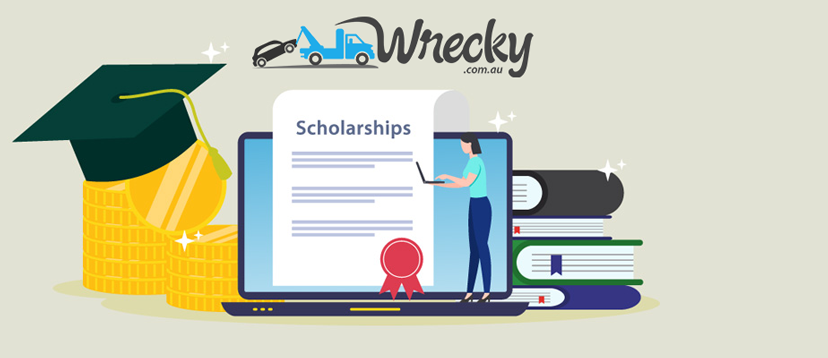 wrecky scholarship